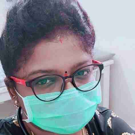 Dr. Sowmiya Shree.T's profile on Curofy