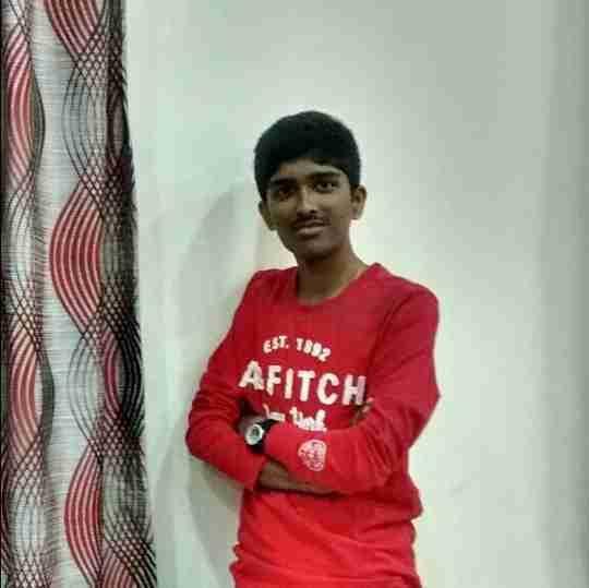 Rishik Chithaluri's profile on Curofy