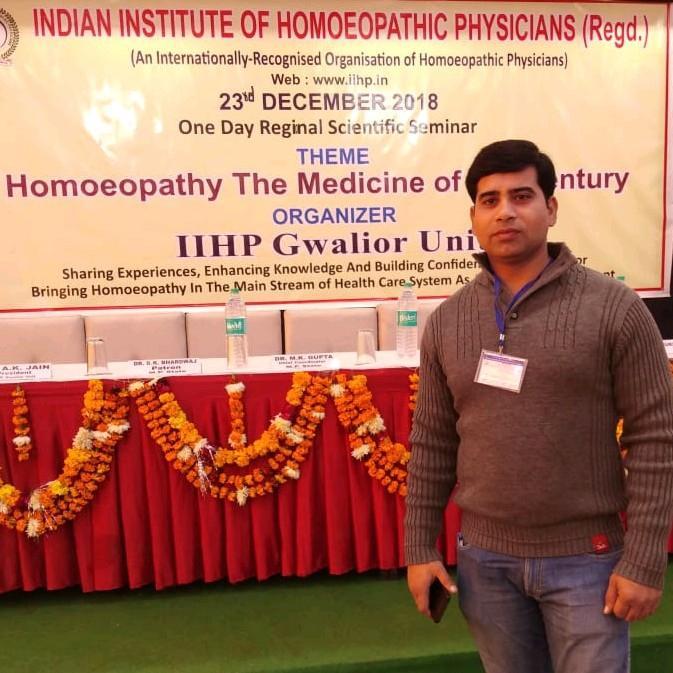 Dr. Manish Khare's profile on Curofy