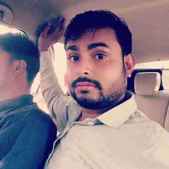 Vishal Patel's profile on Curofy