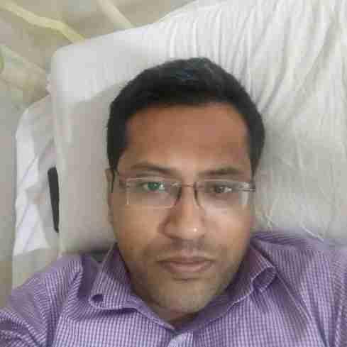 Dr. Sujit Kumar's profile on Curofy