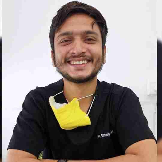Dr. Saurabh Ambadkar's profile on Curofy