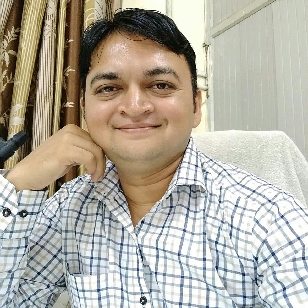 Dr. Nitesh Patel's profile on Curofy