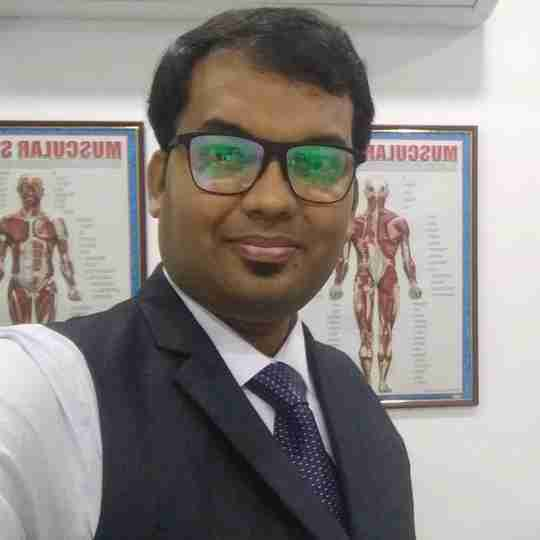 Dr. Sutanu  Ghoshal M.P.T (Orthopedics) (Pt)'s profile on Curofy