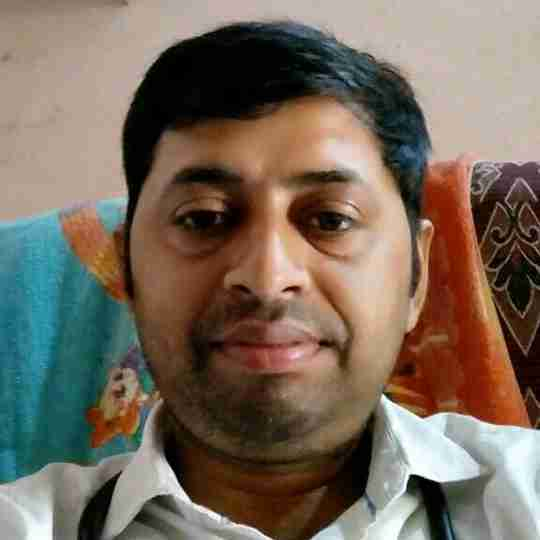 Dr. Patel Nilesh Ishvarbhai's profile on Curofy