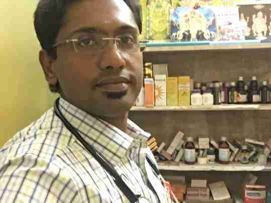 Dr. Karthick Prabhu R's profile on Curofy
