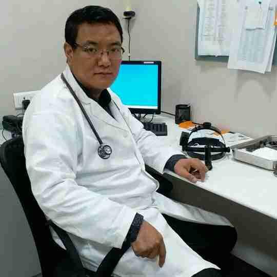 Dr. Tshering Dorjee Sherpa's profile on Curofy
