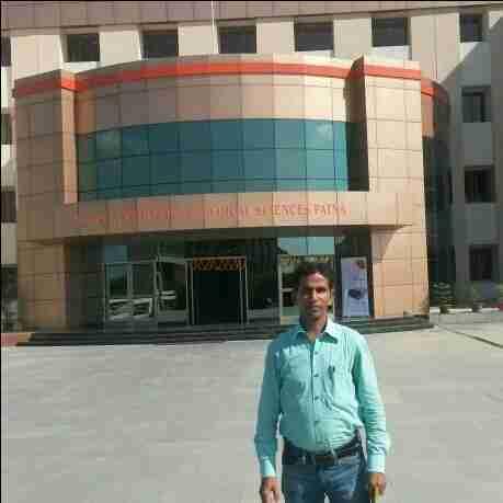 Md Wasimul Haque Ansari's profile on Curofy