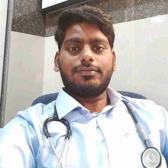 Dr. Nagavishnu J's profile on Curofy