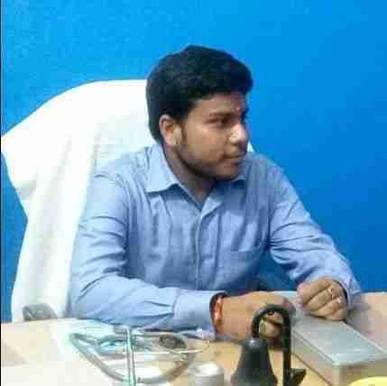 Dr. Kavish Pandey's profile on Curofy