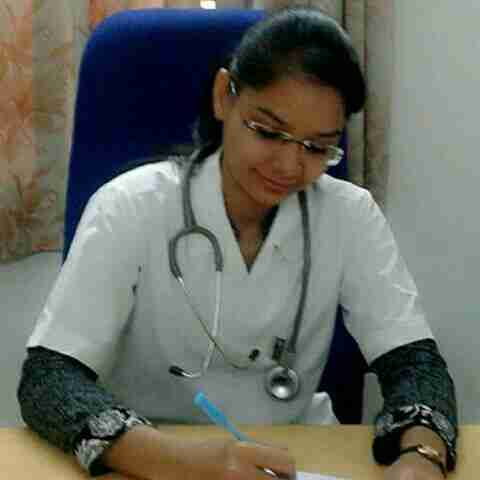 Dr. Chandni Ghervda's profile on Curofy