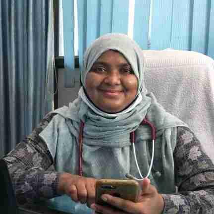 Dr. Sumayya Melekkat's profile on Curofy