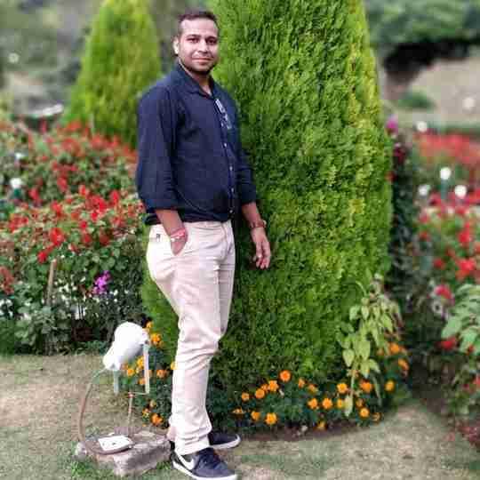 Dr. Vinod Meena's profile on Curofy