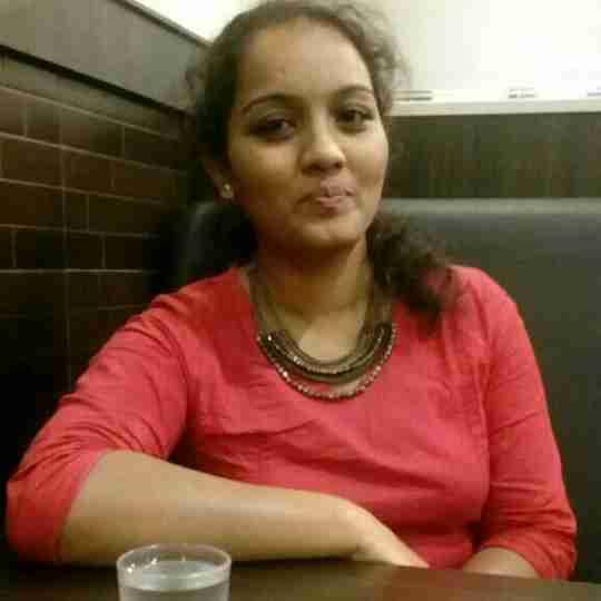Dr. Asha A's profile on Curofy