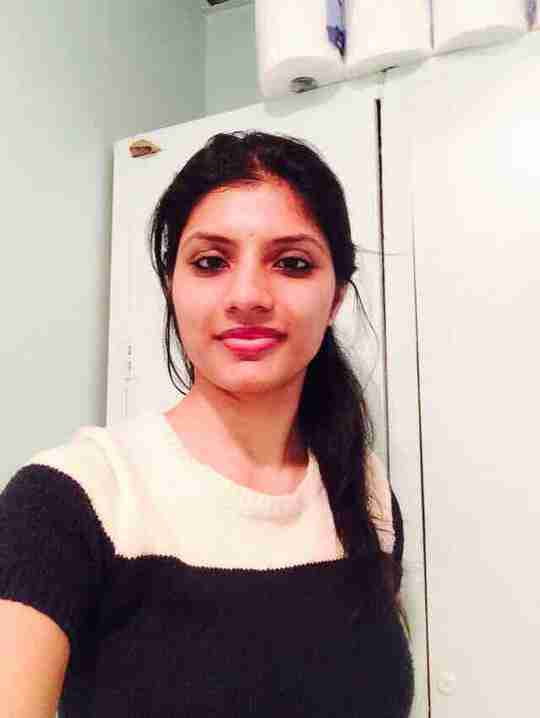 Dr. Harika Uppalapati's profile on Curofy