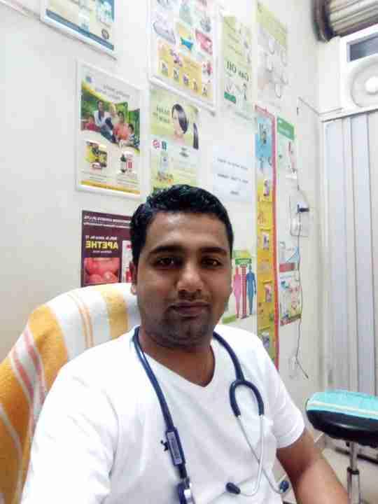 Dr. Deepak Adwani's profile on Curofy
