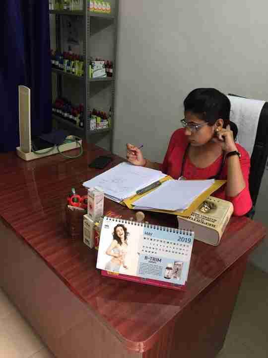 Dr. Diksha Gupta's profile on Curofy