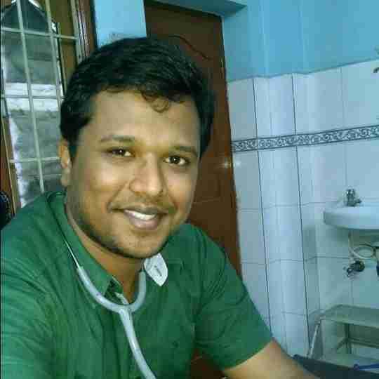 Dr. Pramod Kumar Ippalapally's profile on Curofy