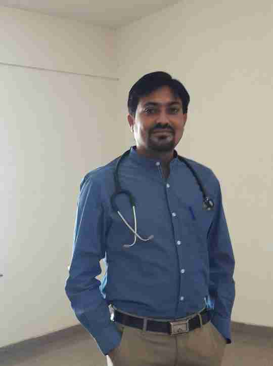 Dr. Bhupendra Singh's profile on Curofy