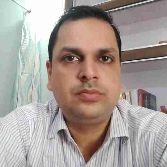 Dr. Vivek Mishra's profile on Curofy
