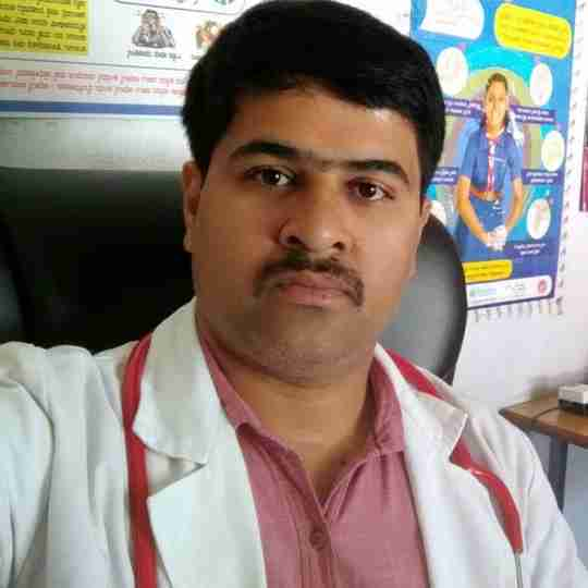 Dr. Nagendra Rao's profile on Curofy