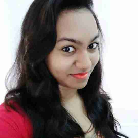 Karina Vaishnav's profile on Curofy