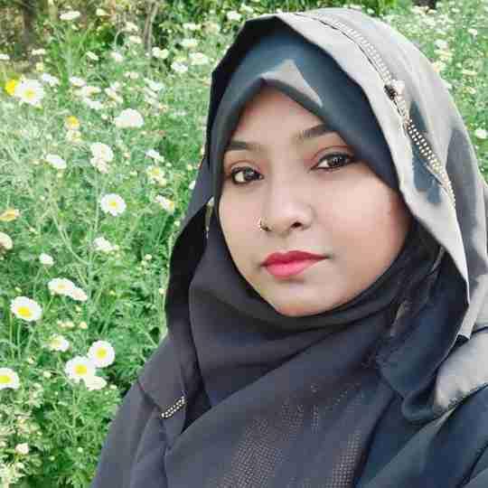 Fauziya Anjum's profile on Curofy