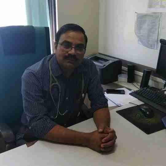 Dr. Mallik H's profile on Curofy