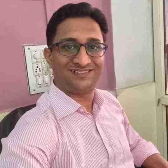 Dr. Vismay Chavda (Pt)'s profile on Curofy