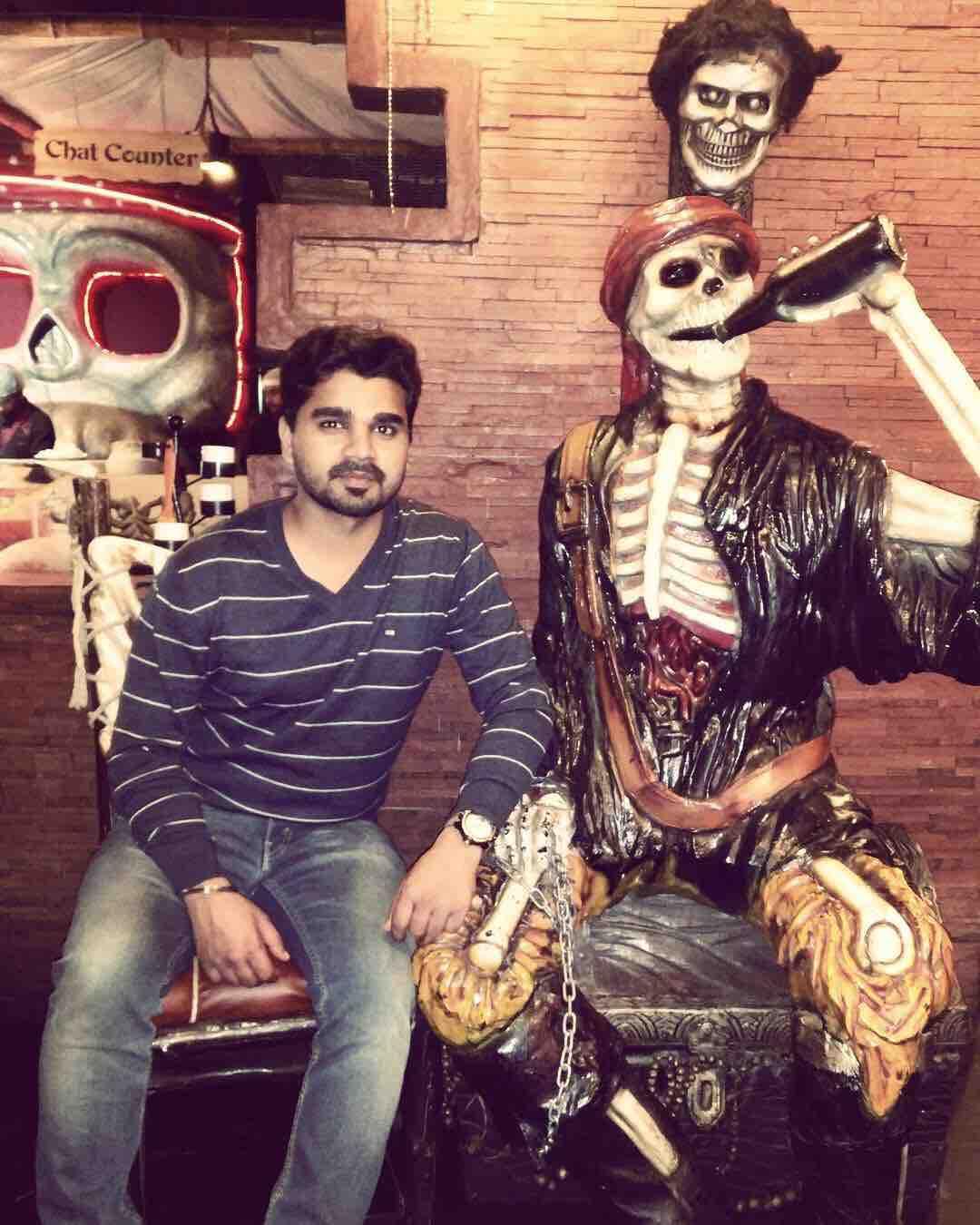 Vibhu Upadhyay's profile on Curofy