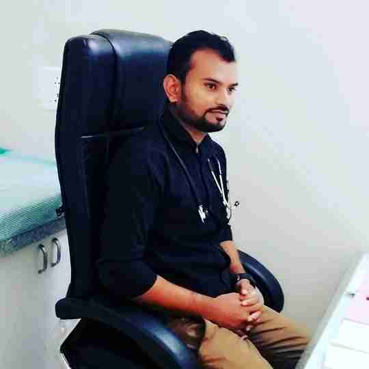 Dr. Suraj Wankhede's profile on Curofy