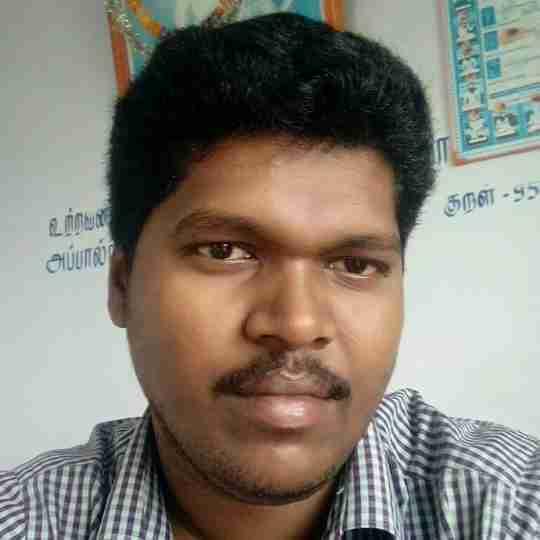 Vasanth Shanmugam's profile on Curofy