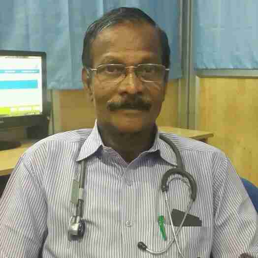 Dr. K.sankaran A.S Kulanadai Velu's profile on Curofy