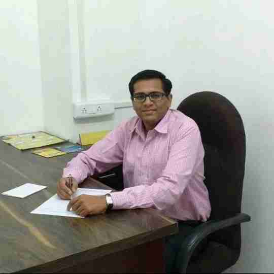Dr. Milind Chatrabhuji's profile on Curofy