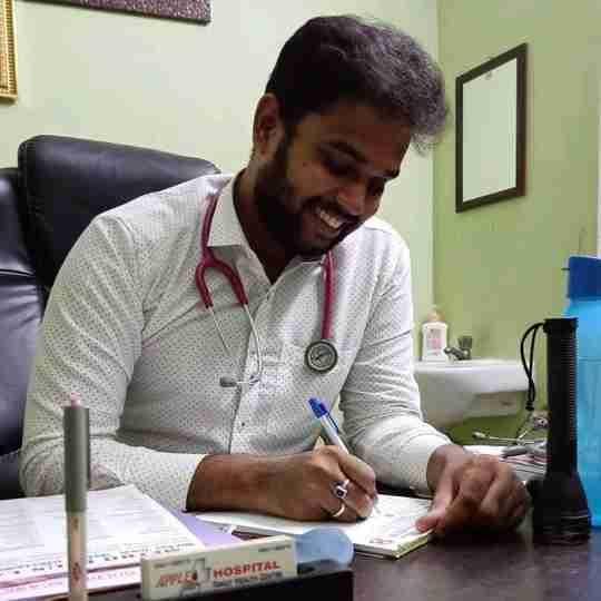 Dr. Haja Jasim Ahamed's profile on Curofy