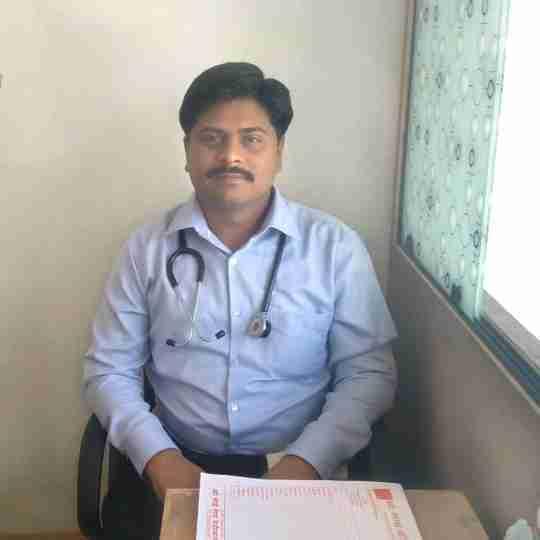 Dr. Sahebrao Khillare's profile on Curofy