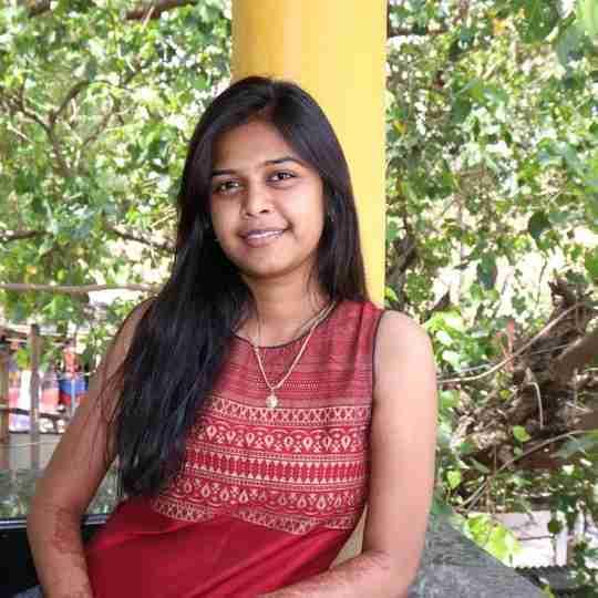 Nikitha K's profile on Curofy