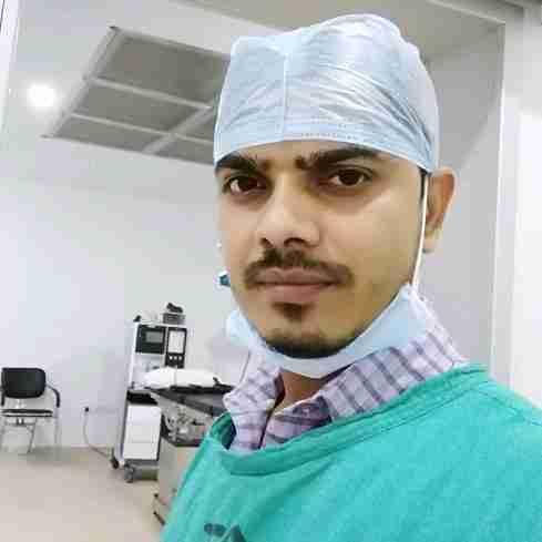 Dr. Rakesh Kataria's profile on Curofy
