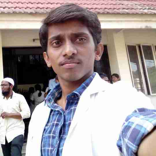 Srikanth B T's profile on Curofy