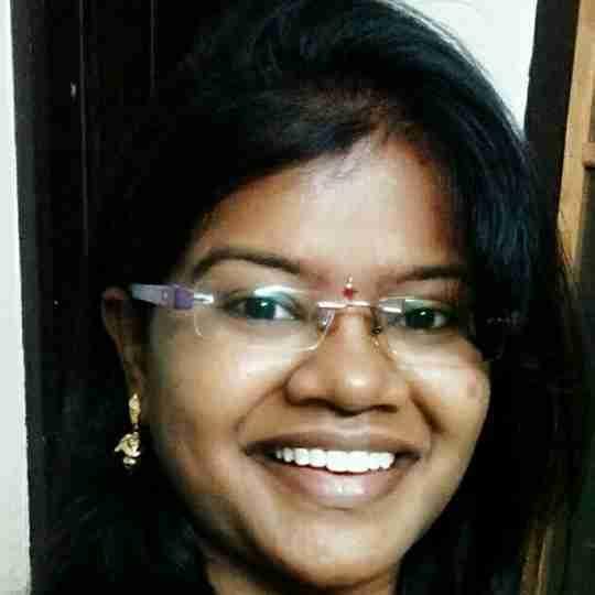 Dr. Sangeetha U's profile on Curofy