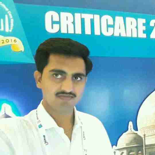 Dr. Jitendra's profile on Curofy