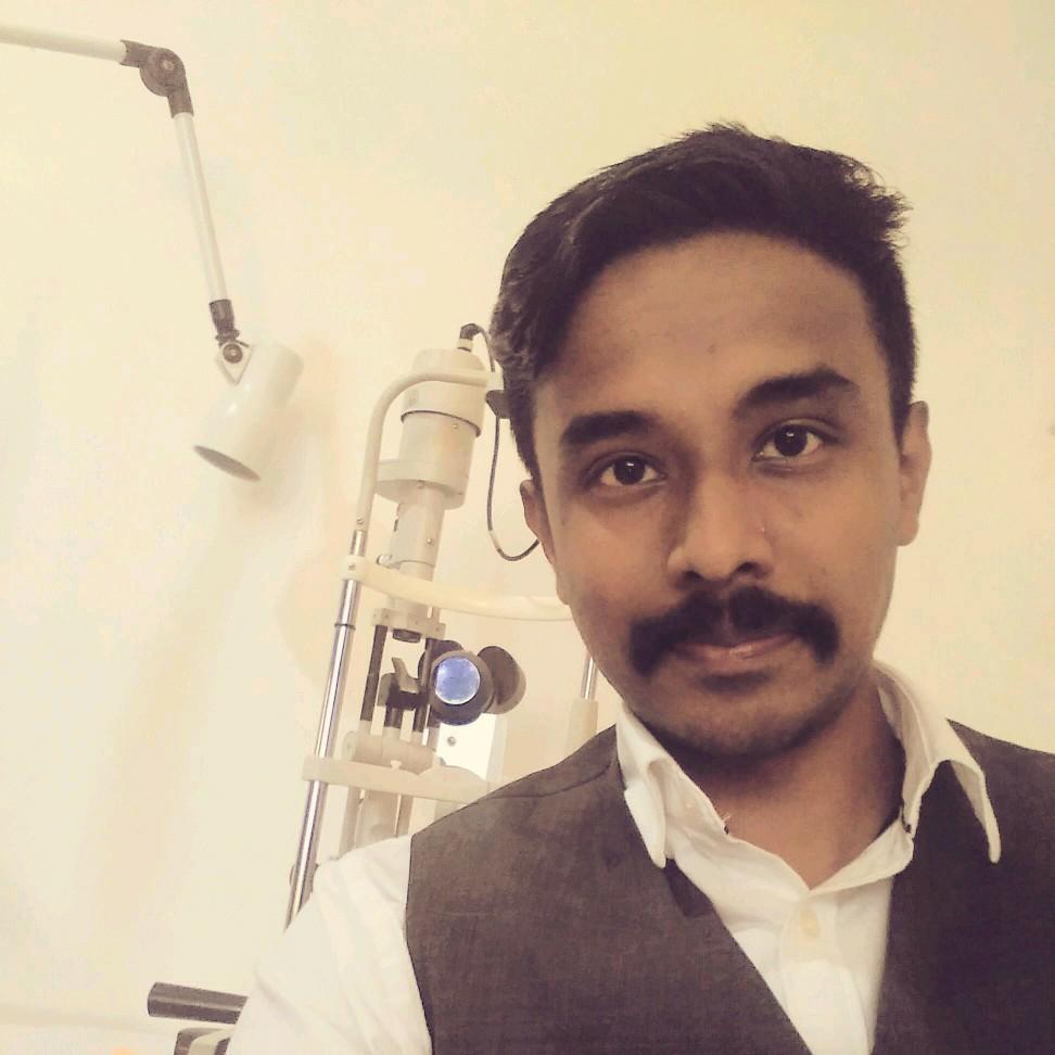 Dr. Navneet Srinivas's profile on Curofy