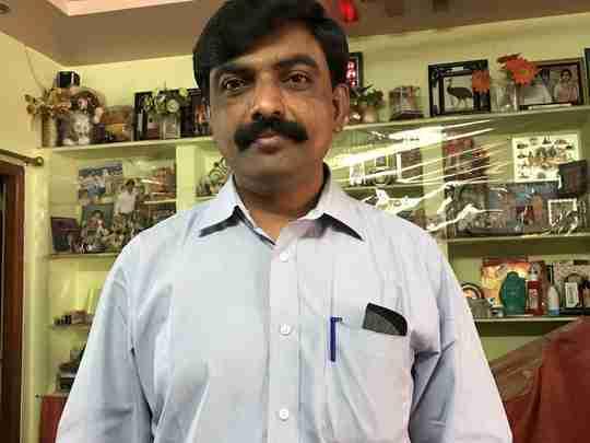 Dr. Chandrasekhar Barrenkala's profile on Curofy