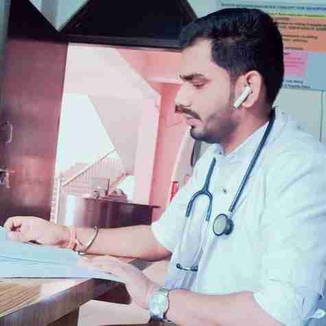 Dr. Deepak Paswan's profile on Curofy