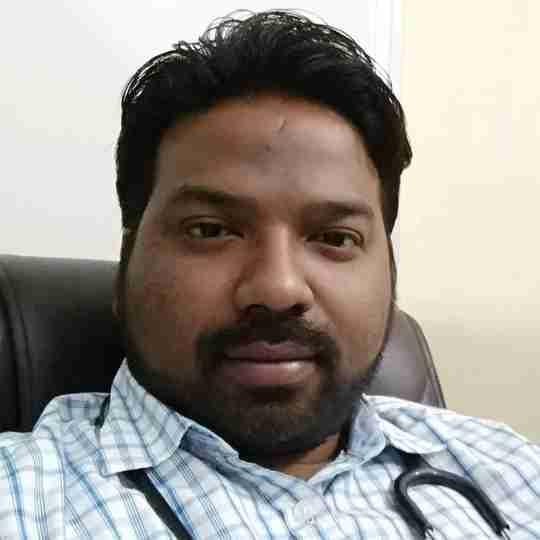 Dr. Vikrant Nagra's profile on Curofy
