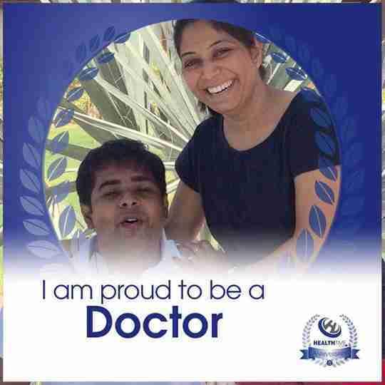 Dr. Amit Prajapati's profile on Curofy