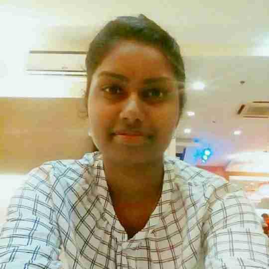 Mahalakshmi Babu's profile on Curofy
