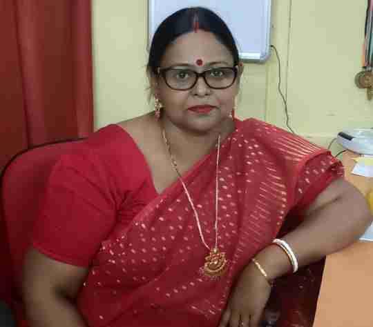 Dr. Rajasree Majumder's profile on Curofy