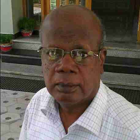 Dr. Chandrasekaran Seeniappan's profile on Curofy