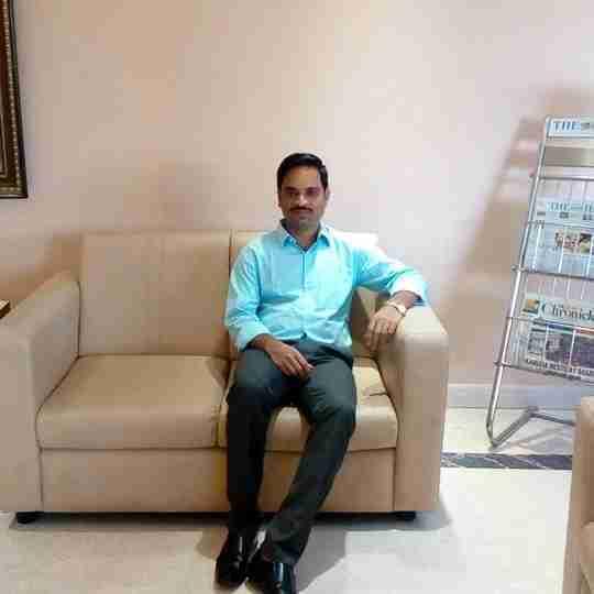 Dr. Arun Maradi's profile on Curofy